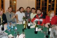 A. Lundgren, P. Bergman,  M. Martínez, J. Sepúlveda, C. Agurto,  F. Azagra, S. Strunk